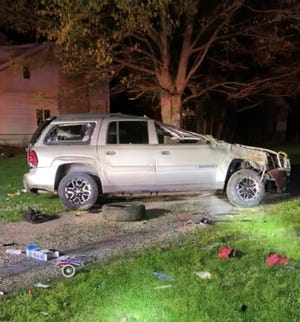 A Richmond man died early Thursday, April 15, 2021, in a single-vehicle accident on Ind. 227.