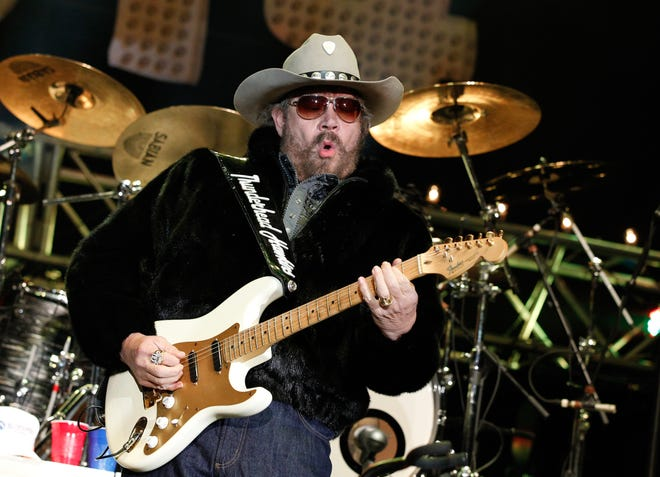Hank Williams, Jr. has been cut from the Delaware State Fair's lineup over COVID-19 regulations.