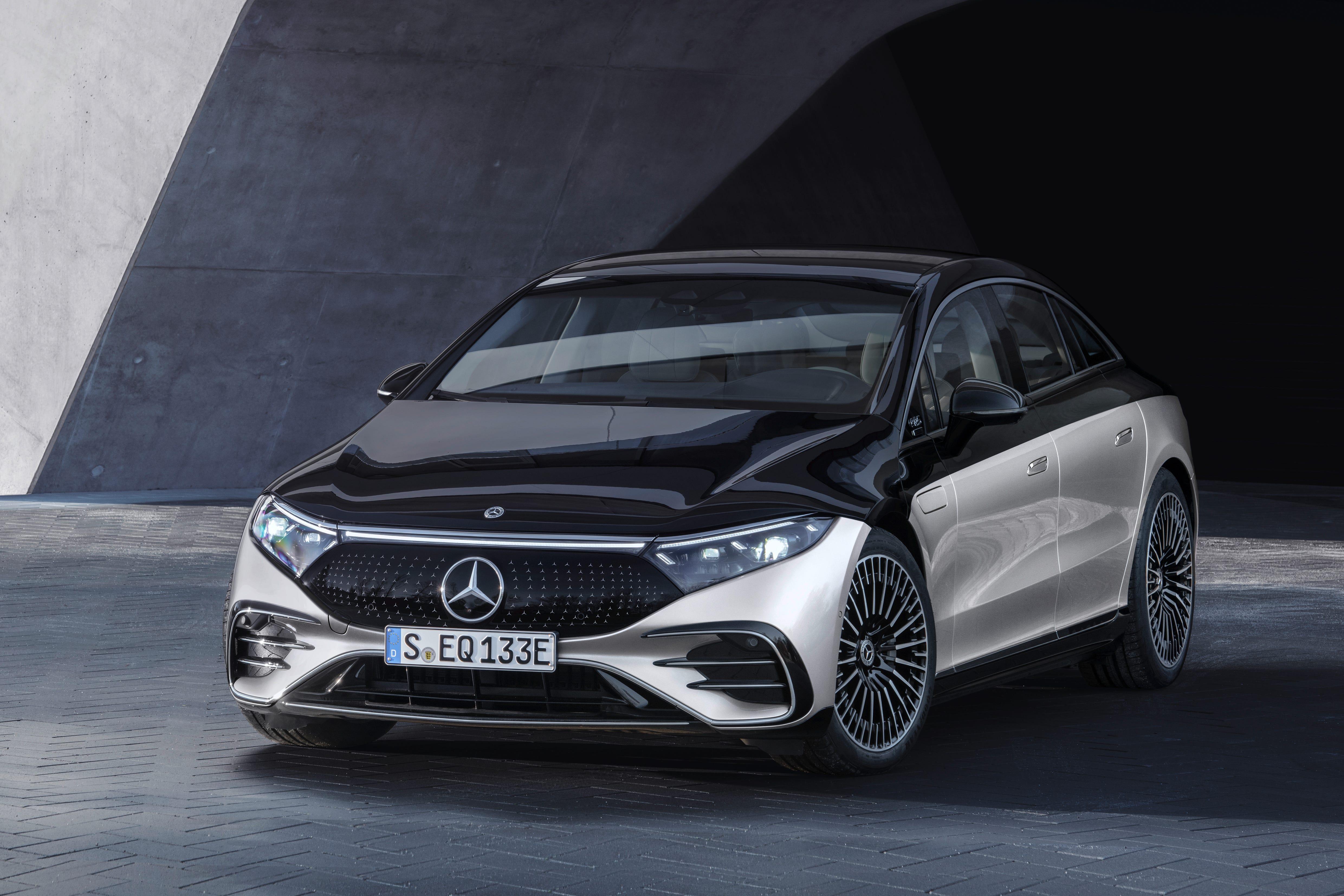 Mercedes-Benz reveals its first electric car: meet the Mercedes-Benz EQS