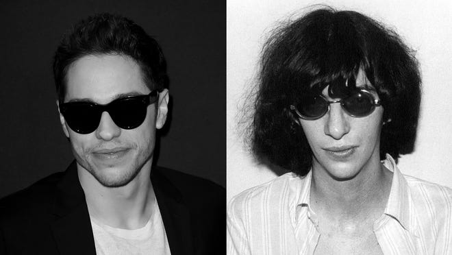 """Pete Davidson will star in the film""""I Slept with Joey Ramone,"""" a biopic of The Ramonesfrontman, who established himself as an icon of the punk genrebefore his death from lymphoma in 2001."""