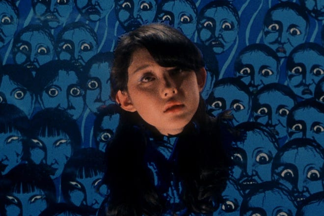 "Miki Jinbo plays the character Kung-Fu in ""House,"" the 1977 teen horror classic directed by Nobuhiko Obayashi."