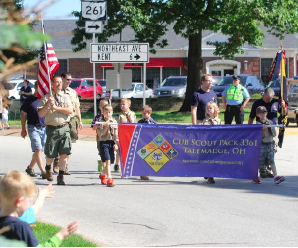 Tallmadge's annual Memorial Day Parade, organized by Tallmadge American Legion Post 255, has been canceled again this year.