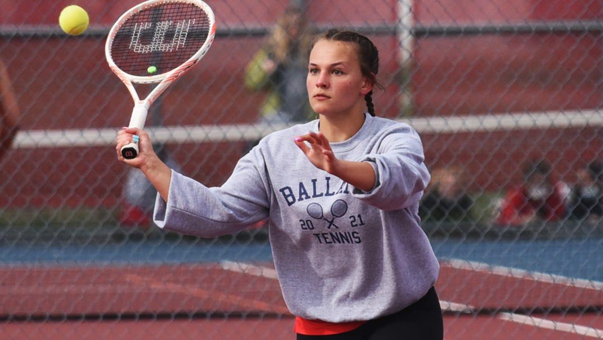 Coming around: Ballard girls starting to find confidence on the tennis court