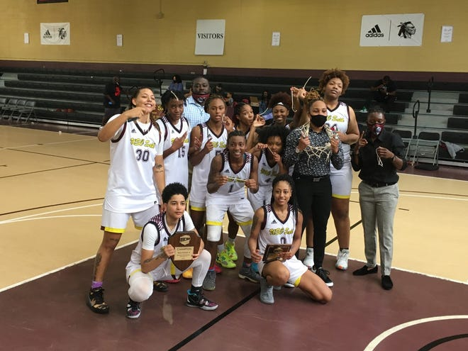 The Region 10 Champion USC Salkehatchie Women's Basketball team is currently ranked No. 10 in the nation and is headed to a national tournament.