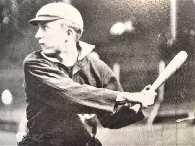 A young Ty Cobb began his brilliant baseball career with Augusta.
