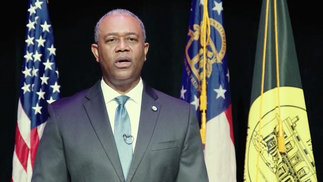 Mayor Hardie Davis encourages striving for a more united Augusta during his virtual State of the City.