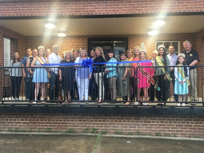 The Beauregard Tourist Commission held a grand opening celebration on Wednesday April 14, and the community came out in full force.