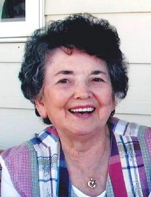 Lois Pettijohn, age 90
