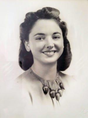 Lois Pettijohn,  age 22