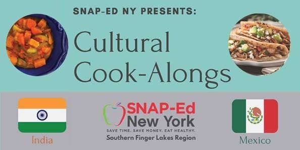 Cultural CookAlongs