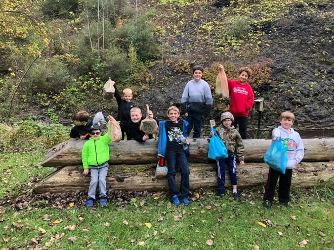 Celebrate Trails Day, the annual spring celebration of the pathways everyone loves by helping to clear the trail of sticks and litter from the winter months, is this Saturday, April 24.
