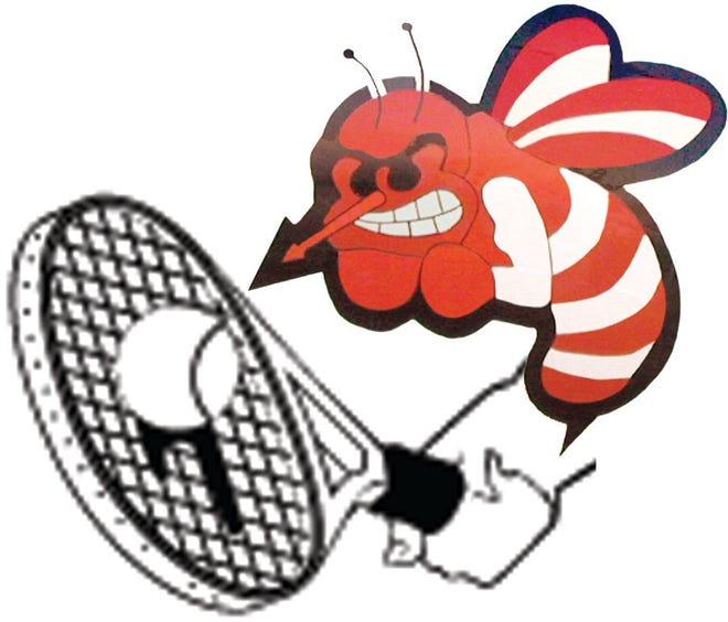 CHS graphic / logo Tennis