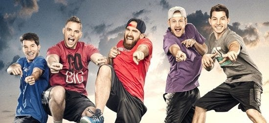 Dude Perfect will perform Oct. 14 in Value City Arena.