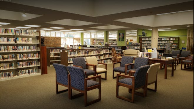 Local libraries adjusted their services and information during COVID to inform residents.