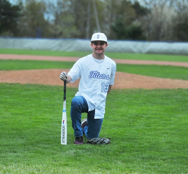 Colton Snyder has played four sports for Triway as a senior, making huge contributions on each of his teams.