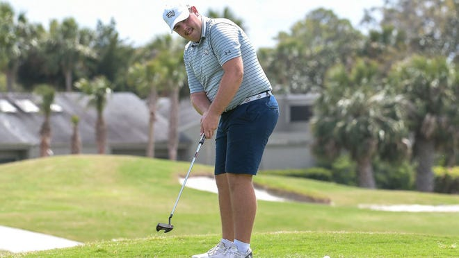 University of North Florida senior Michael Mattiace has finished in a tie for 20th, fourth and a tie for second in his last three competitive events.
