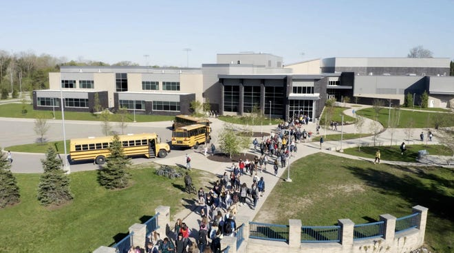 Hudsonville Public Schools will continue to require masks from students and staff despite parents urging the district to make them optional.