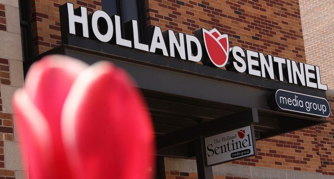 The Holland Sentinel in Holland, Mich.