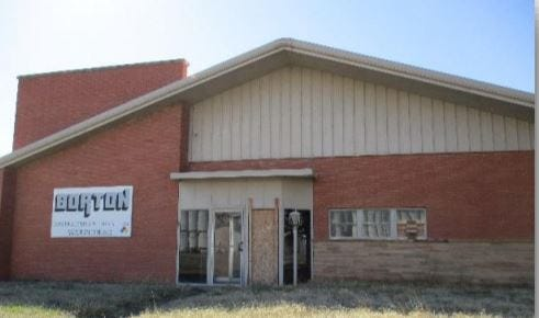 This property last occuppied by Borton Inc. is being considered for a  metal scrapyard. The Hutchinson City Council on Tuesday will consider a conditional use permit for the site.