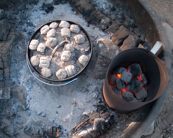 """A """"Dutch Oven Cooking 101"""" workshop will be offered virtually and in person on Thursday."""