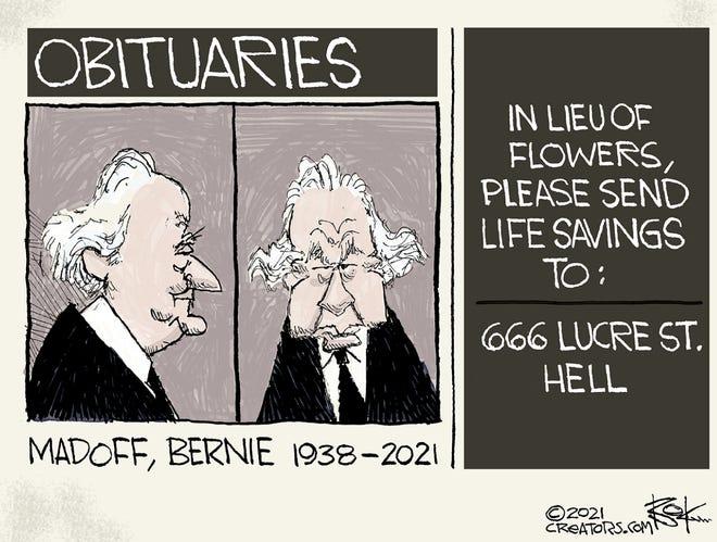 Madoff cartoon