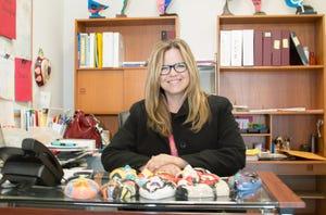 Ocali Charter Middle School administrator Teecy Matthews. [Ocala Star-Banner file]