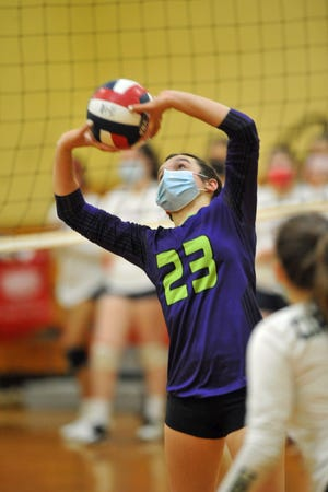 Classical's Sydney Green was terrific in the Purple's win over Lincoln and finished with 39 assists.