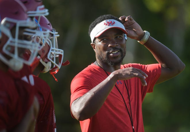 Manatee High School took the interim title off Jacquez Green and Green was named the head coach of the Hurricanes on Tuesday.