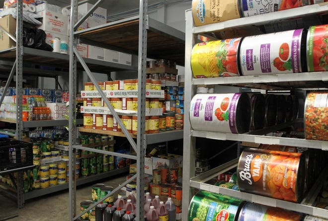 RCS food feeds thousands of needy people each year.
