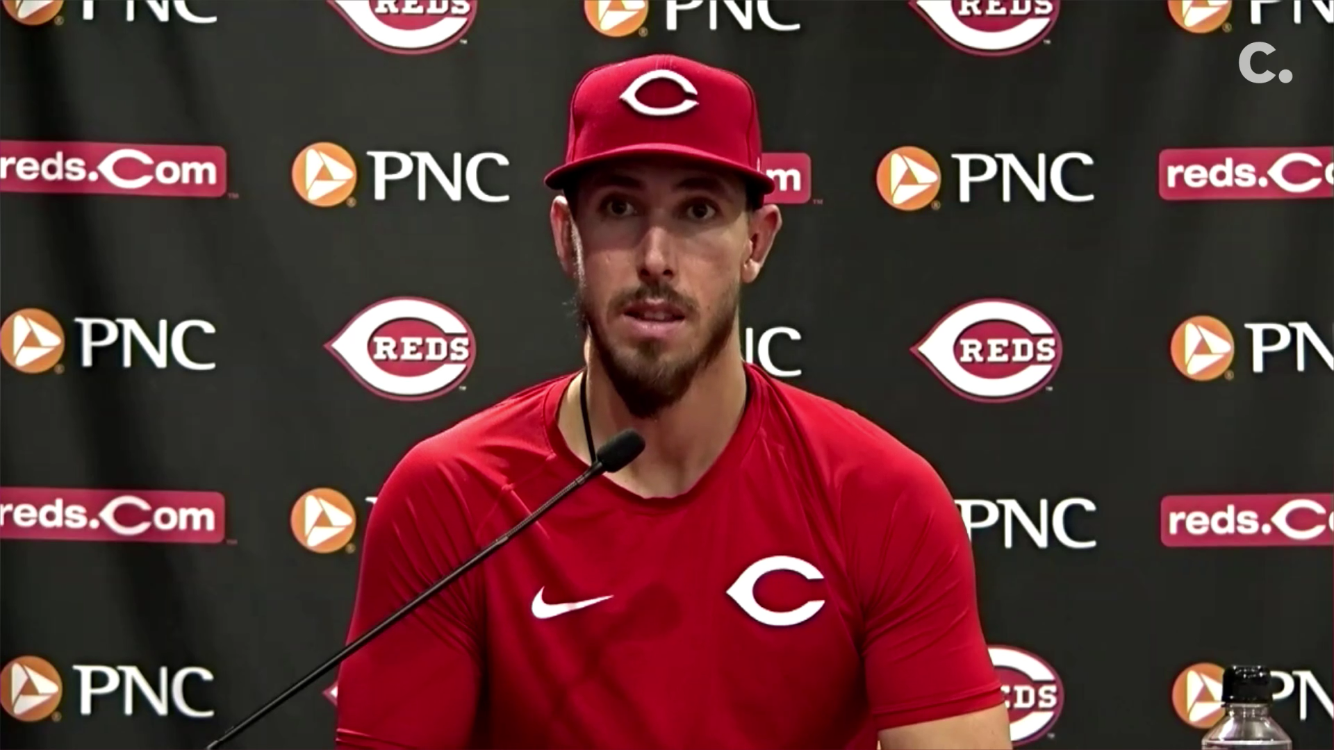 Michael Lorenzen talks about his shoulder injury, being placed on 60-day injured list