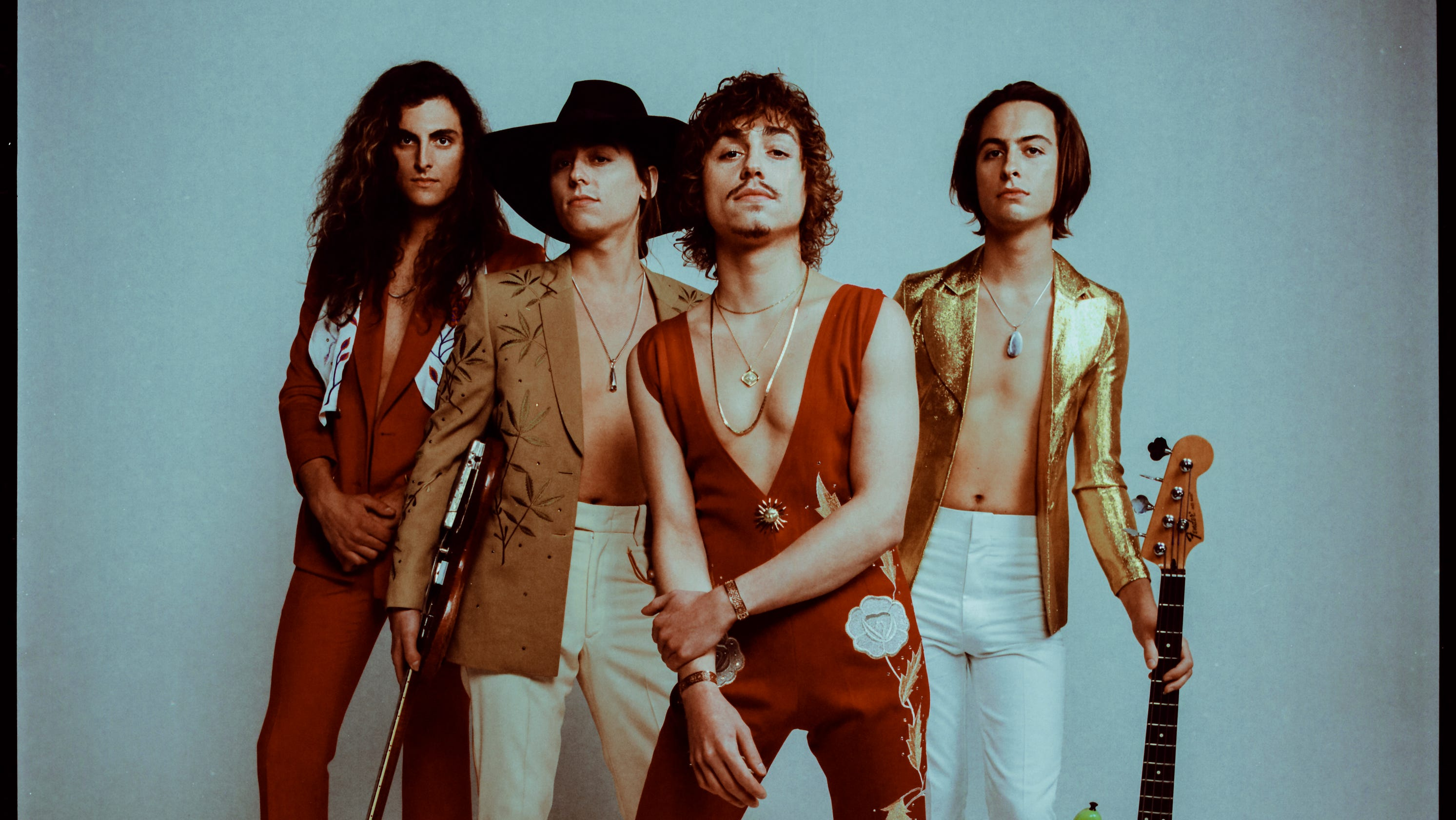 Greta Van Fleet opens up on new album: Hard rockers wanted music 'fit to be the score of a fantastic film'