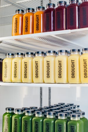 Drought juice company will close retail stores.