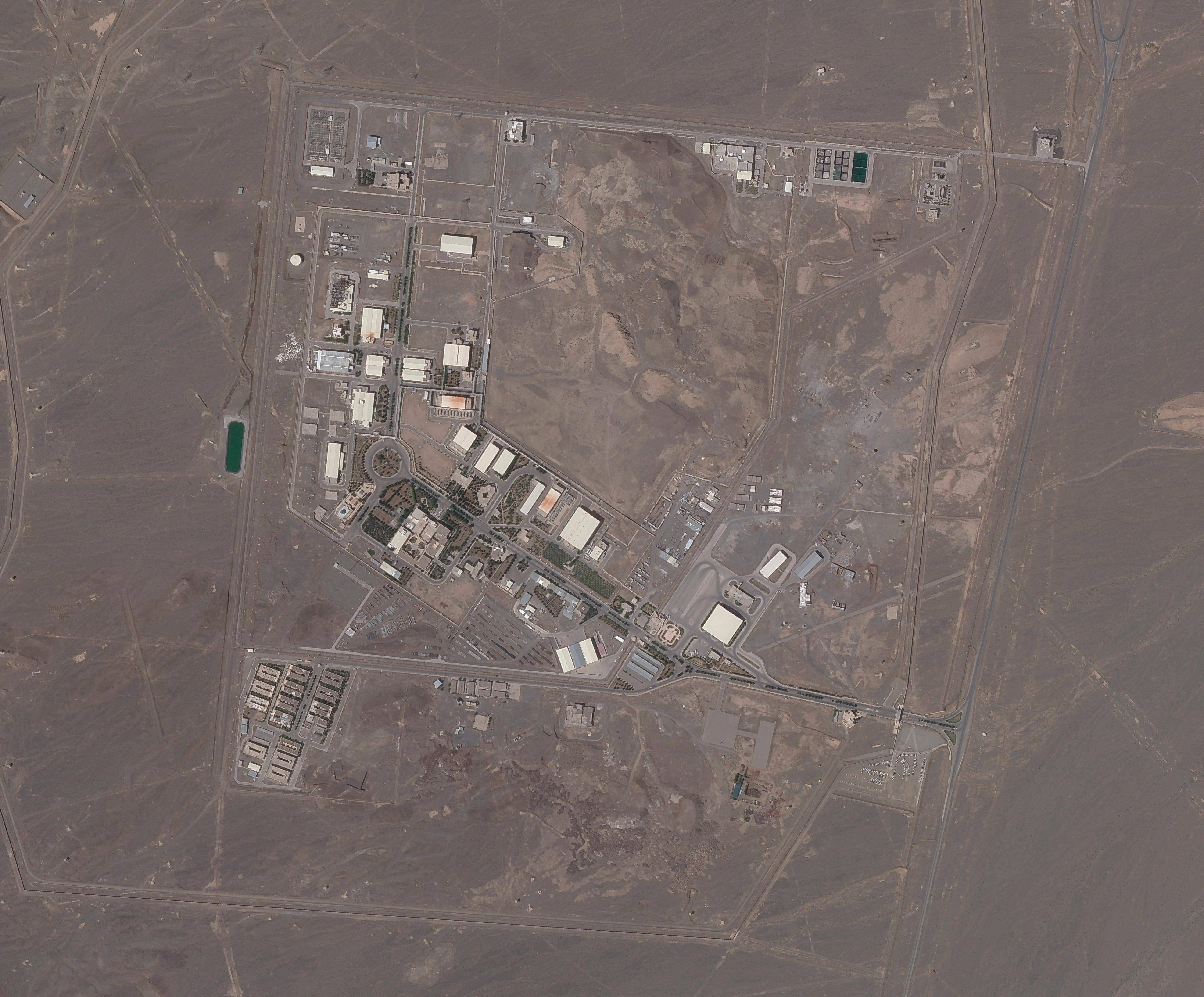 Iran starts enriching uranium to 60%, its highest level ever 1