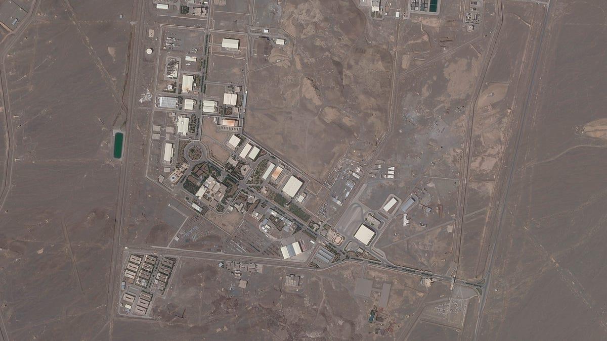 Iran starts enriching uranium to 60%, its highest level ever 2