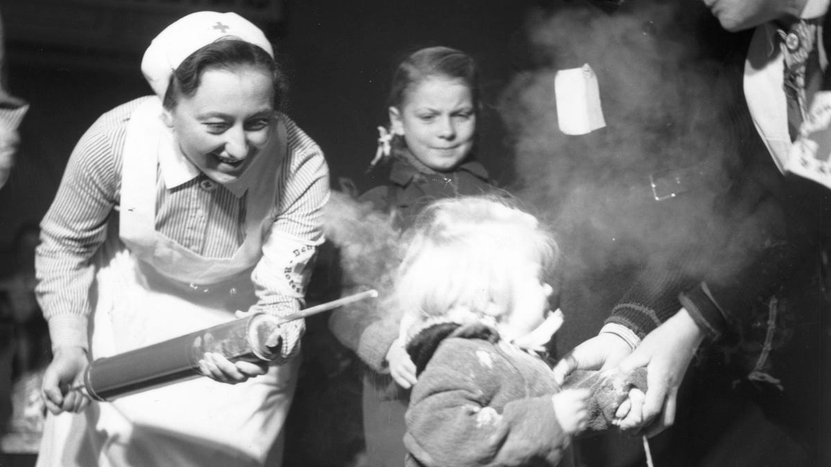 DDT's toxic legacy can harm granddaughters of women exposed, study shows 1