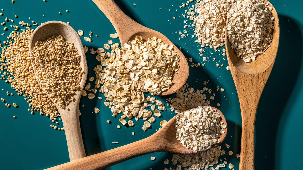 Get to know your oats, and all the types and ways to eat them 1