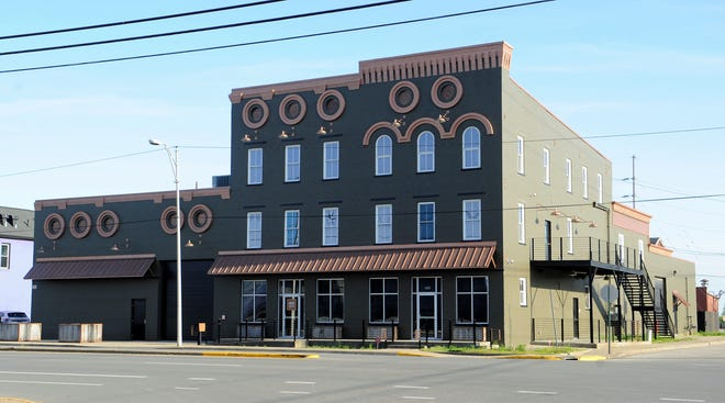 The Copper House is at 1430 W. Franklin St. in the former Tin Man Brewery building.