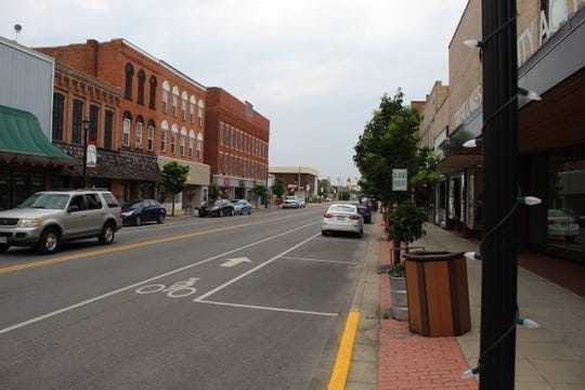 The Fremont City Council approved a change to the city's downtown revitalization district, which includes S. Front Street, boundaries to allow for possible new development on West State Street.