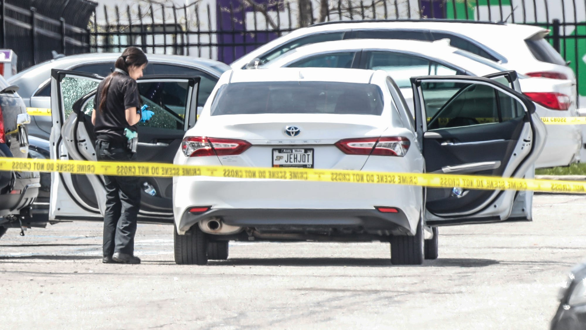 Mass shooting at Indianapolis FedEx is city's deadliest in 15 years