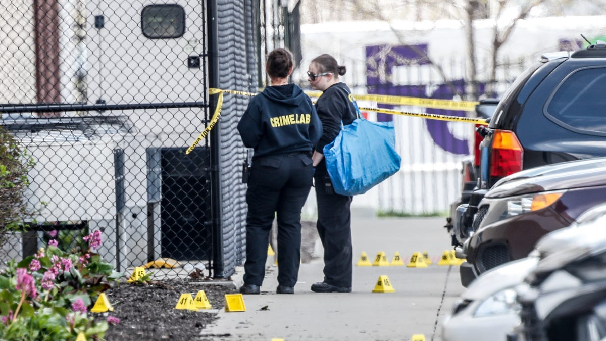 Indianapolis police identify the 8 FedEx shooting victims, still investigating motive