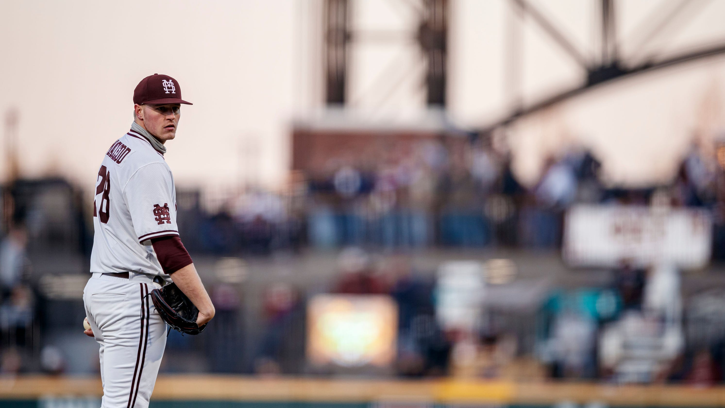 Live updates: Mississippi State, Ole Miss baseball clash in Game 1 of rivalry series