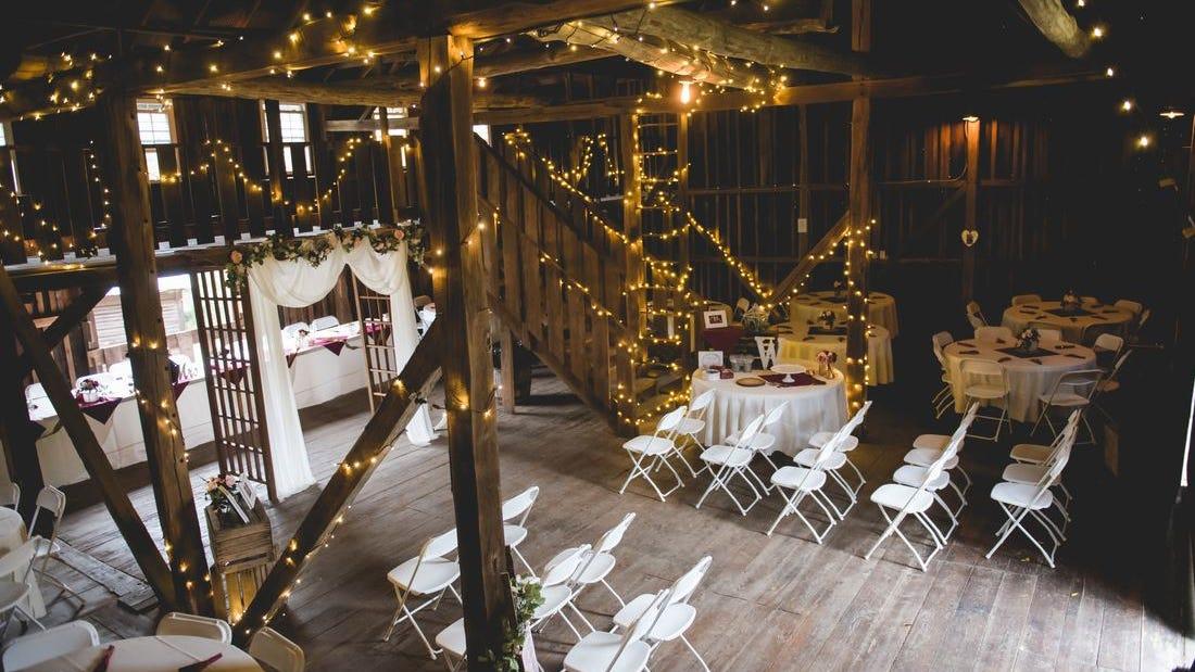Bill would help Pa. farmers host barn weddings
