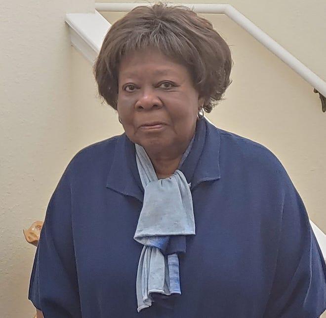 Vivian Hobbs, retired professor of English and Humanities, Florida A&M University