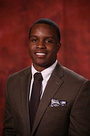 Cortez Brown, student at the FSU College of Medicine