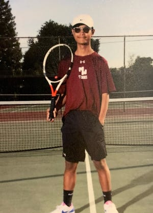 Mt. Whitney High School tennis player Melvin Macagbawas voted by readersas the Visalia Times-Delta Tulare County prep athlete of the week.