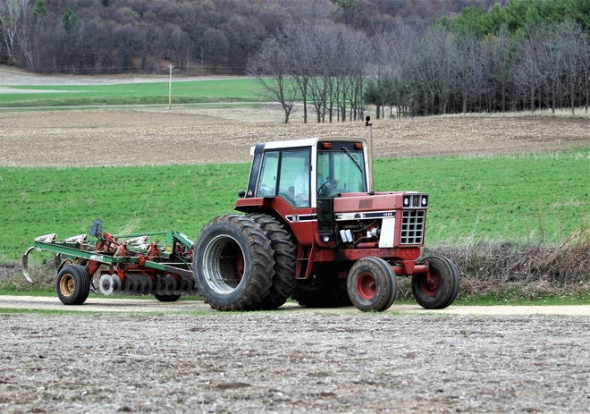 With spring in the air, farmers are eager to work land and get seeds in the soil.