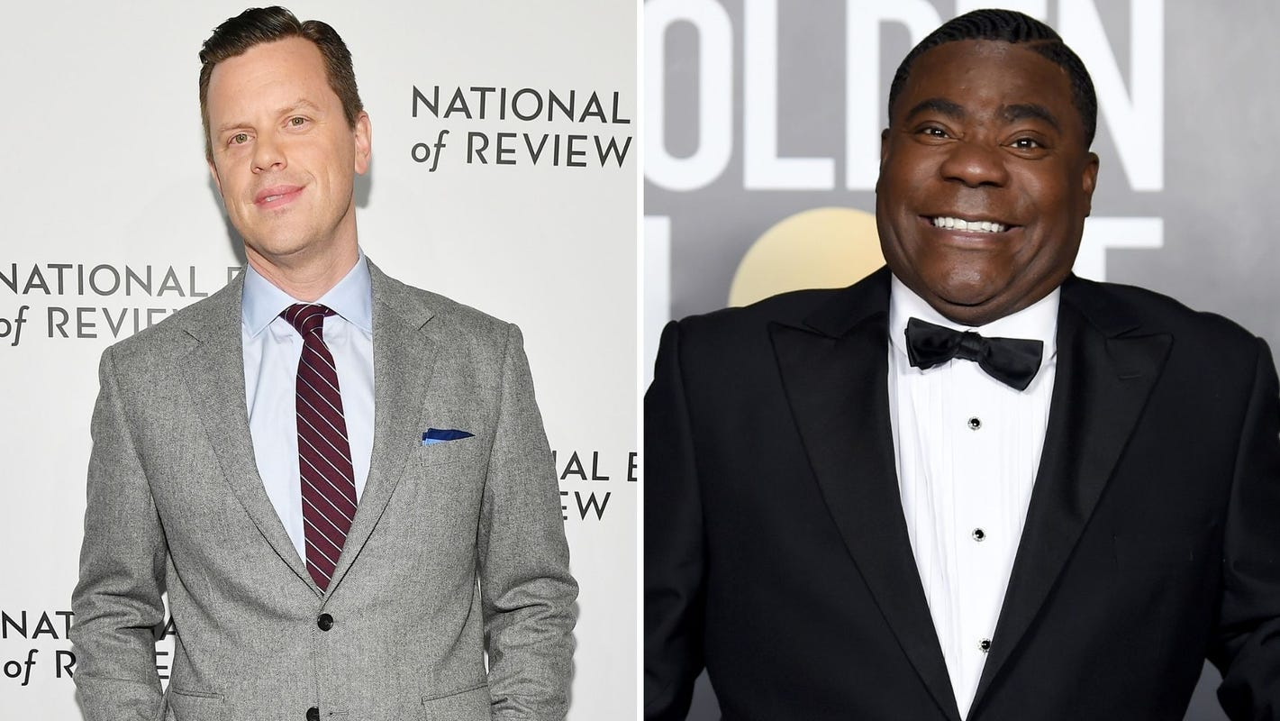 Willie Geist recalls his 'eventful day' interviewing Tracy Morgan that ended in a call to police