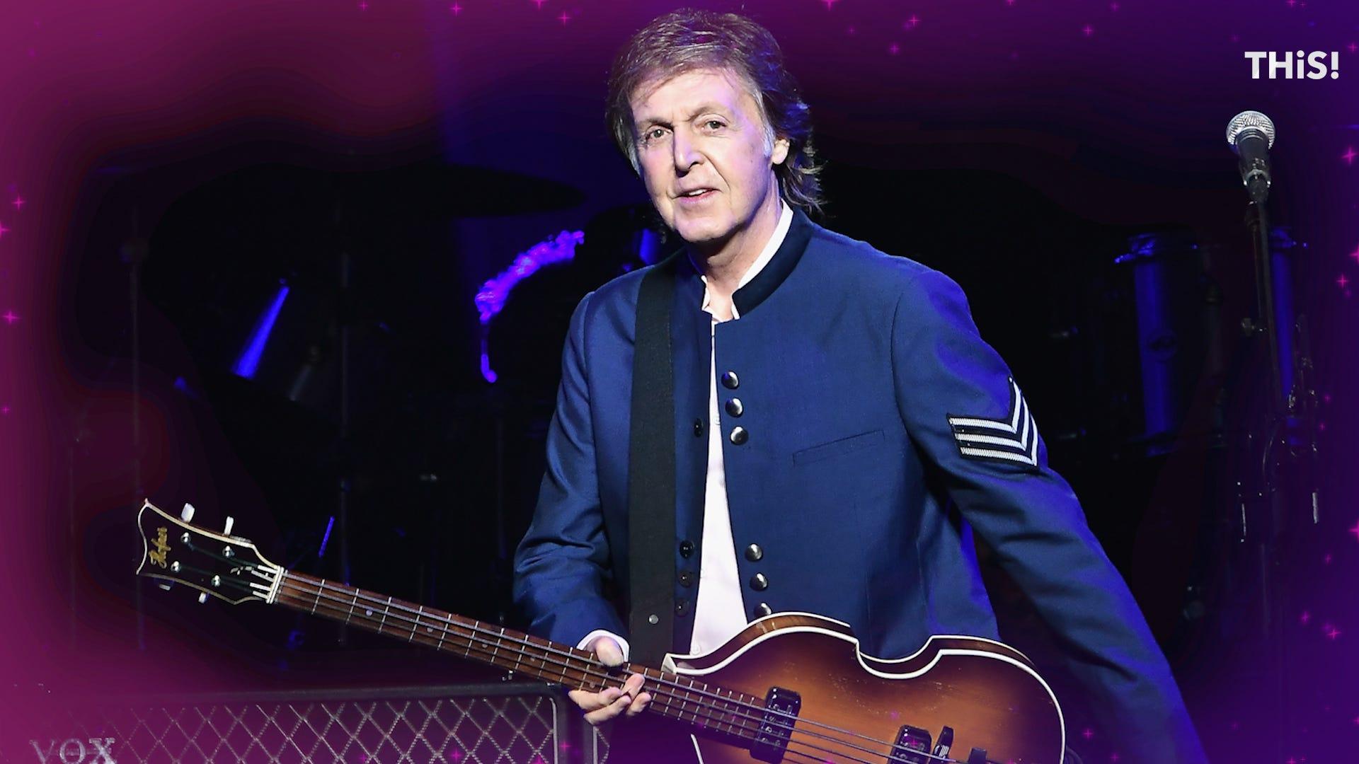 New Paul McCartney, Eric Church, Greta Van Fleet albums highlight New Music Friday