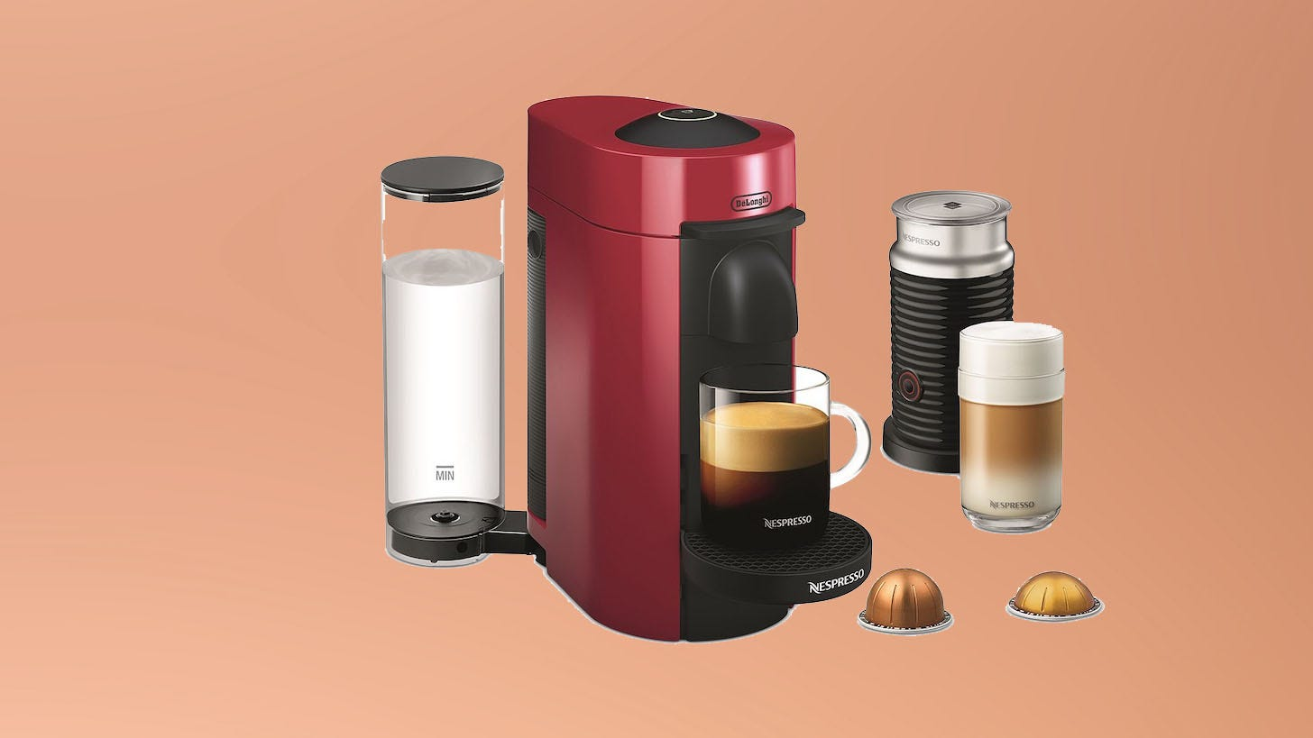 This Nespresso Vertuoplus coffee maker will blow your Keurig away—and it s on sale