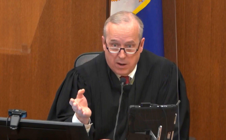 Watch live: Verdict read for trial of Derek Chauvin